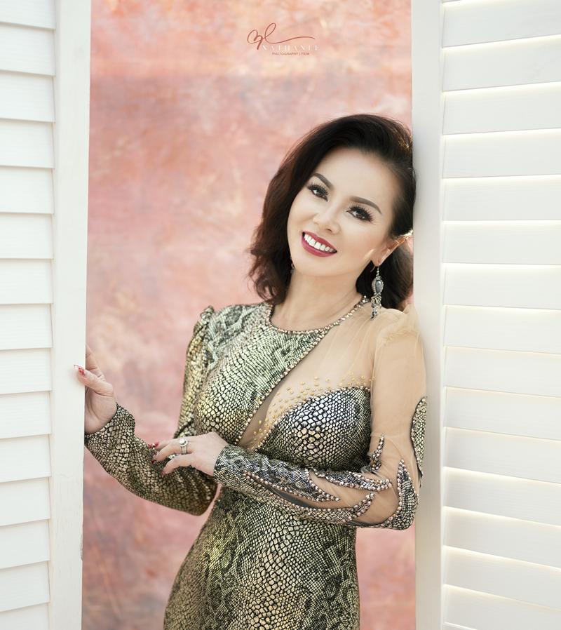Hoa hậu doanh nhân quốc tế Ninh Nguyễn – Người phụ nữ truyền cảm hứng kinh doanh và lối sống khỏe mạnh